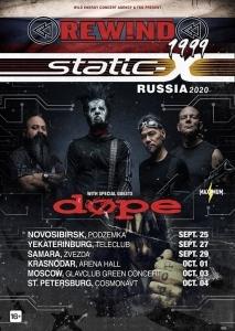 Static-X. Dope