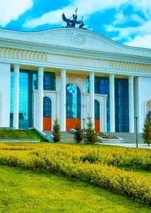 МДТ ИМ. К. КУАНЫШБАЕВА