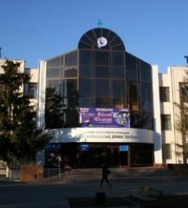 Театр им. К. Куанышбаева