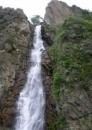 Тургеньские водопады и озеро Иссык