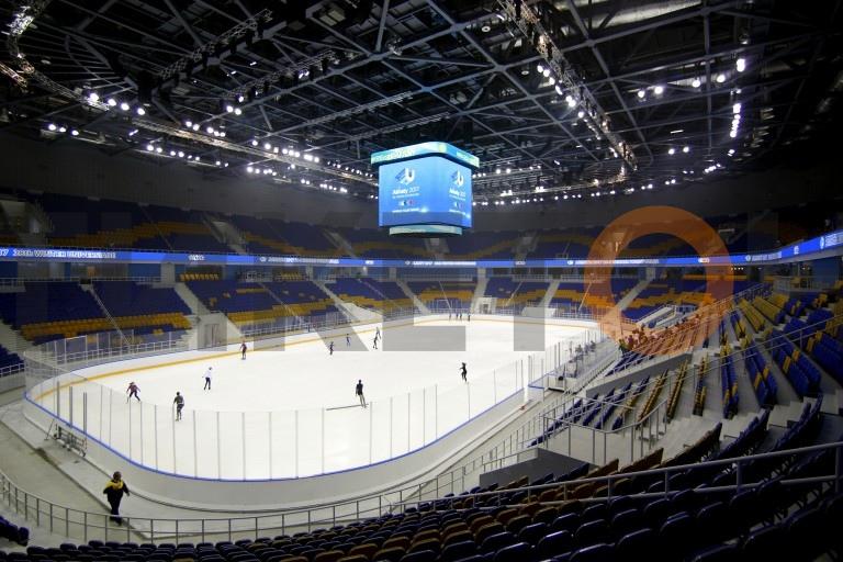 Ледовая арена Алматы - места