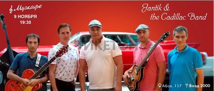 Jantik & Cadillac band