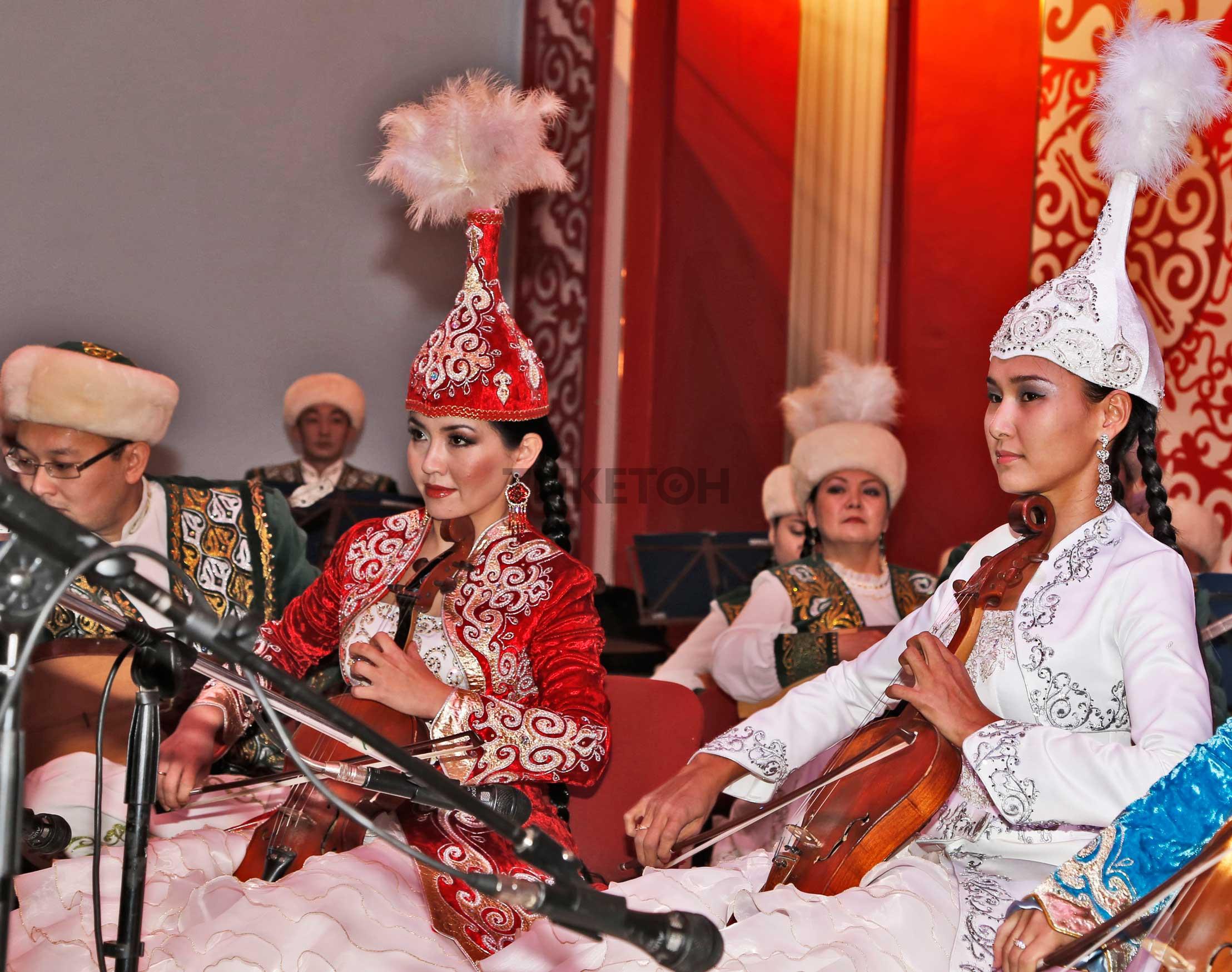 Казахконцерт в Алматы