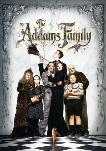 Семейка Аддамс 2
