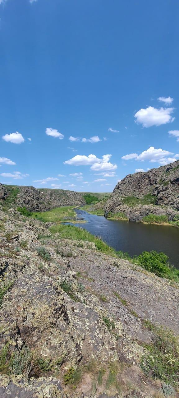 Селетинский каньон