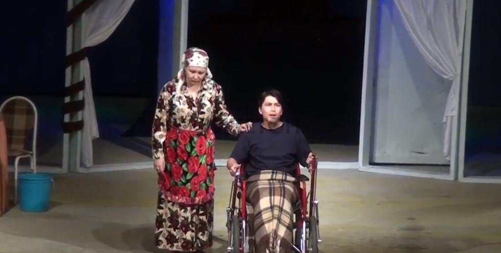 Бір түп алма ағашы (Н. Жантөрин атындағы драма театр)