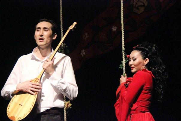 Сыған серенадасы (Н. Жантөрин атындағы драма театр)