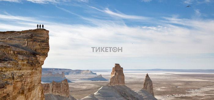 Фантастические каньоны Мангыстау