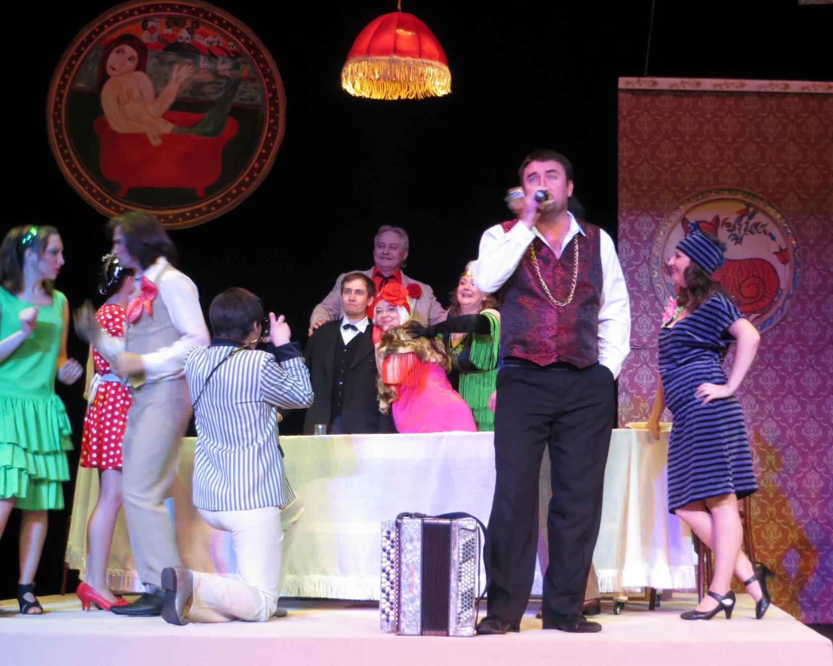 Свадьба. Акмолинский театр
