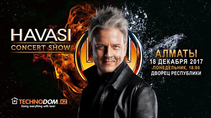 Show concert HAVASI