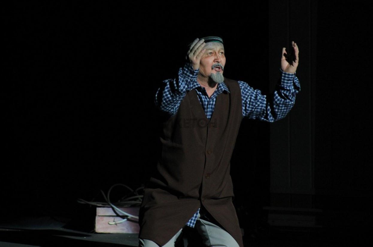 «Заманай». Театр им. Бекежанова