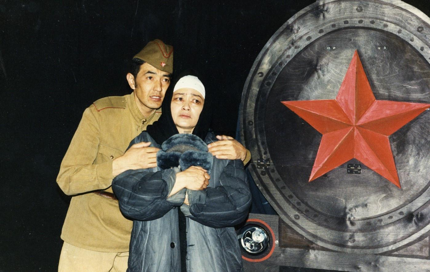 «Ана-Жер-Ана» . Театр им. Аймаутова