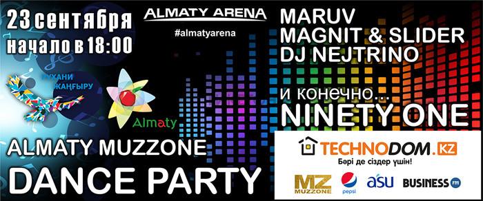 Muzzone Dance Party
